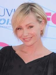 Portias Hair For Sale | trendy portia de rossi arrives for appearance on jimmy