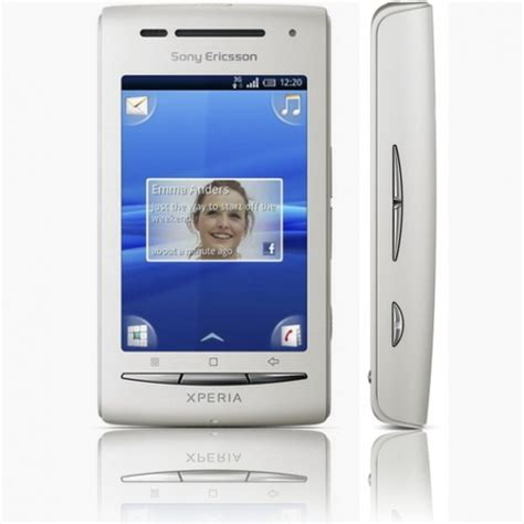 Handphone Sony Xperia 8 sony ericsson xperia x8 shakira gets shown in official photos gsmdome