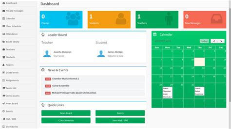 bootstrap templates for school management system 7 best school management system designmaz
