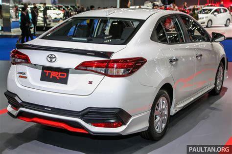 Shockbreaker Toyota Vios Trd Bangkok 2018 Toyota Yaris Ativ Trd Vios Trd Kelak
