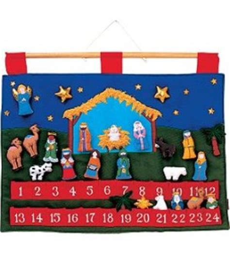 printable nativity scene advent calendar 4 plastic free zero waste advent calenders my zero waste