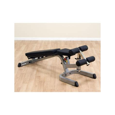 body solid decline bench body solid gfid71 flat incline decline bench