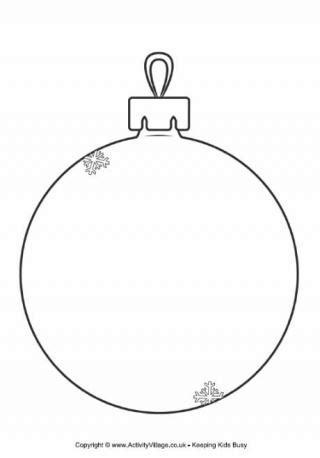 christmas bauble decorations printable bauble symmetry worksheet