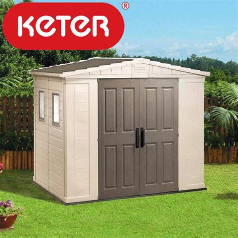 basic on keter sheds and wood shed plans