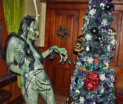 twenty trees that are making christmas creepier