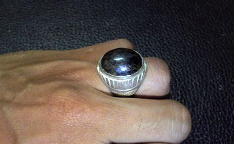 Batu Akik Badar Besi Bentuk Unik Kecil koleksi mega mistik dan antik antarabangsa cincin