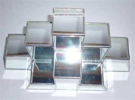 spiegel treppen glas spiegel pyramide bleiverglasung