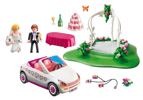 hochzeit playmobil wedding celebration 6871 playmobil 174 usa