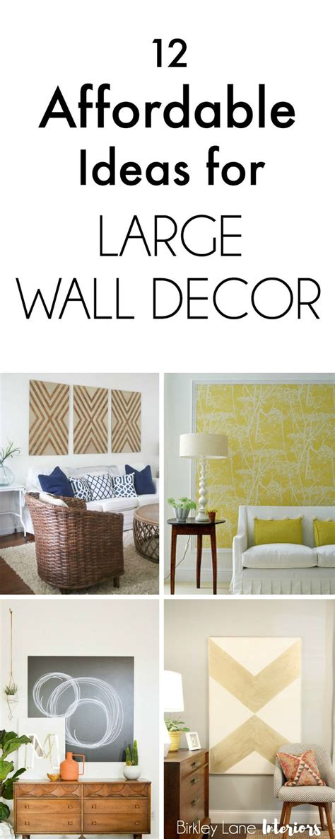 how to decorate wall at home best 25 large wall art ideas on pinterest large art