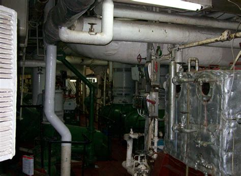 Engine Room Suppression Systems by El Faro Boiler Fireboxes In Quot Bad Shape Quot
