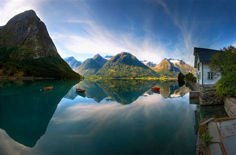 pretty places norway has to be one of the most beautiful places on earth