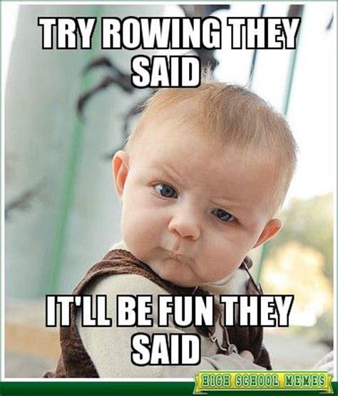 Rowing Memes - rowing memes st peters lutheran collage high school