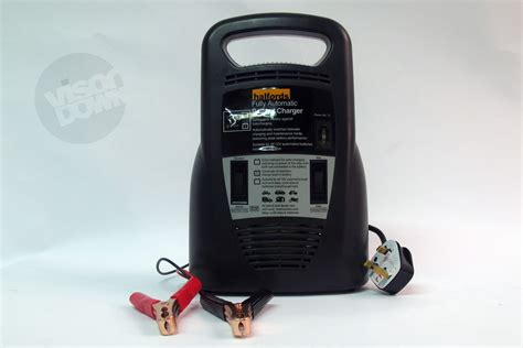 battery charger halfords halfords fully automatic battery charger visordown