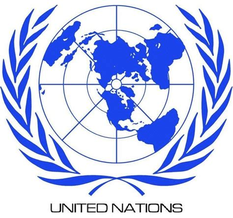 United Nations Nation by United Nation Logo Logo Sign Logos Signs Symbols