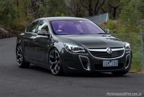 vauxhall holden 2016 holden insignia vxr review performancedrive