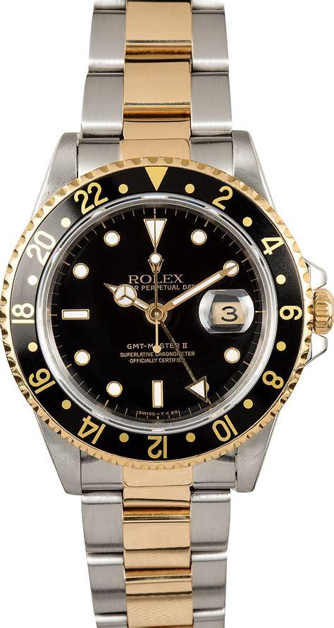 Rolex Gmt Master Ii As rolex gmt master ii 16713 black