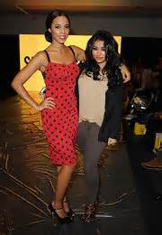 Beyonce Solange And Tina Launch The Dereon Juniors Line In Canada by Rochelle Wiseman Style Fashion Looks Stylebistro