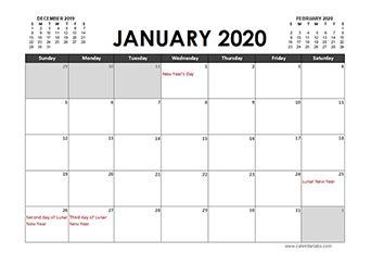 printable  hong kong calendar templates  holidays