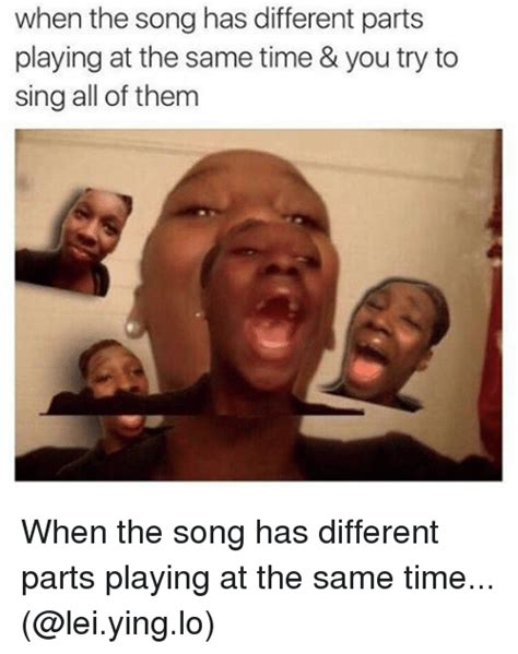 There Are Songs About All Of Them Part 2 by When The Song Has Different Parts At The Same Time