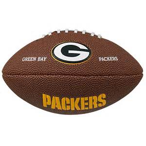 Packer Football Green Bay Packers Mini Soft Touch Football At The Packers