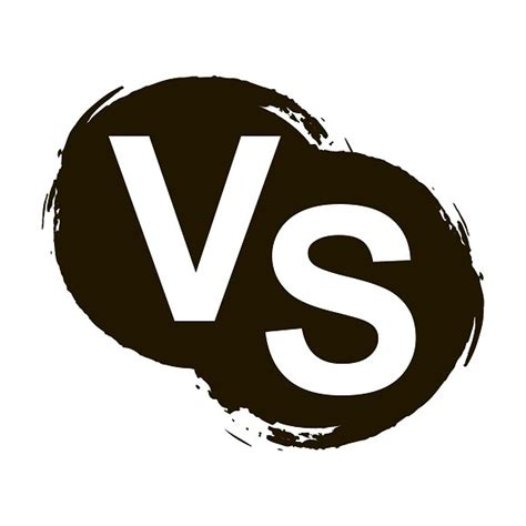 or vs versus letters or vs logo objects creative market