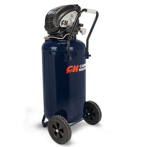 air compressor 26 gallon vertical portable cbell