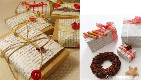 natale fai da te pacco doppio pacco e contropaccotto bioradar come realizzare dei pacchi regalo a natale