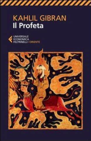 libro il profeta dellincubo il profeta di kahlil gibran recensione libro