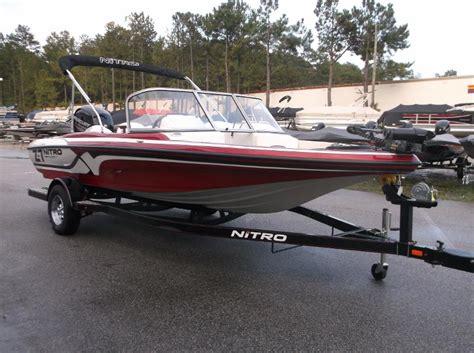 ski boats for sale columbia sc nitro z 7 sport fish and ski new in columbia sc us