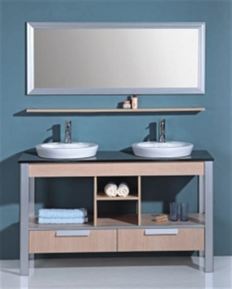 Bathroom Vanities With Shelves by The Open Shelving Bathroom Vanity A Trend