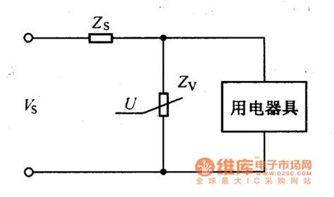 sensitive resistor equation the protection circuit composed of the pressure sensitive resistor control circuit circuit