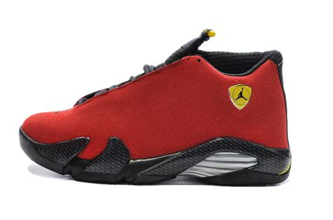 Jordan 14 Ferrari by Air Jordan 14 Ferrari For Sale Cheap