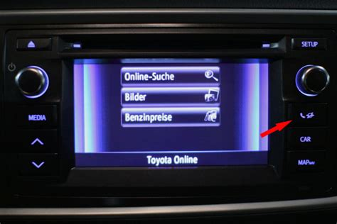 Touch Toyota So Verbinden Sie Ihr Smartphone Mit Dem Bordcomputer