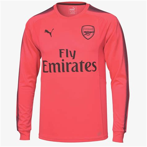 arsenal jersey 17 18 arsenal 17 18 goalkeeper home away kits released footy