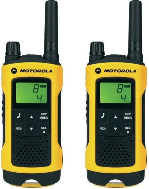 Motorola Walkie Talkie Tlkr T80 bol motorola tlkr t80 walkie talkie