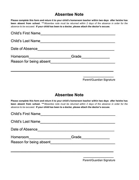 doctors note for school template best photos of printable doctors note for work template