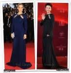Who Wore Roberto Cavalli Better by Bar Refaeli Carpet Fashion Awards