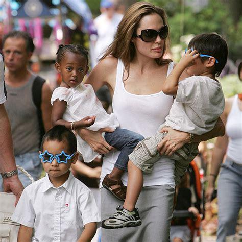 Imagenes De La Familia Jolie Pitt | el look de la familia jolie pitt foto 6