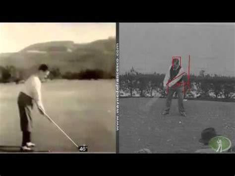 bobby jones golf swing legnds of golf bobby jones youtube