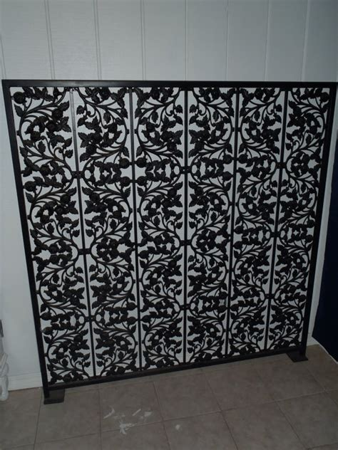 wrought iron headboards queen gorgeous solid wrought iron full queen size headboard i