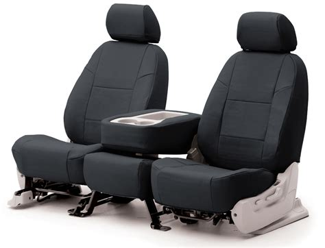Toyota Tacoma Bench Seat Covers Coverking Genuine Leather Seat Covers Free Shipping