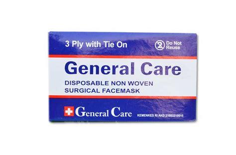 General Care Surgical Bladebisturi No15 1 general care masker tali ekomed