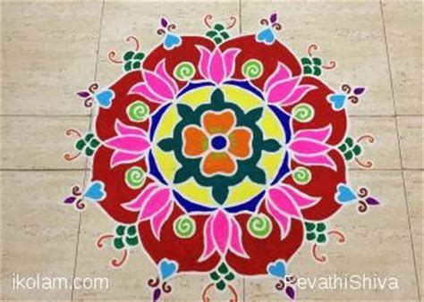 pretty painted floors with flower designs 288 best images about poo kolam kolam rangoli on
