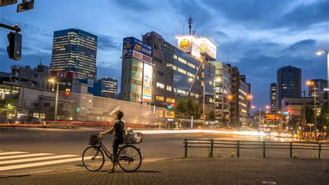 sony  time lapse tokyo  night youtube