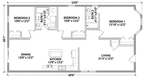 view the drake floor plan for a 1882 sq ft palm harbor drake 1235 square foot ranch floor plan