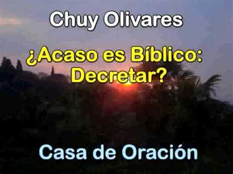 chuy olivares porque sufren los cristianos 191 es b 205 blico decretar pastor chuy olivares