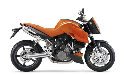 Ktm 990 Duke Review 2006 Ktm 990 Duke Motorcycle Review Top Speed