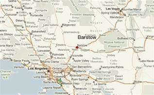 barstow location guide