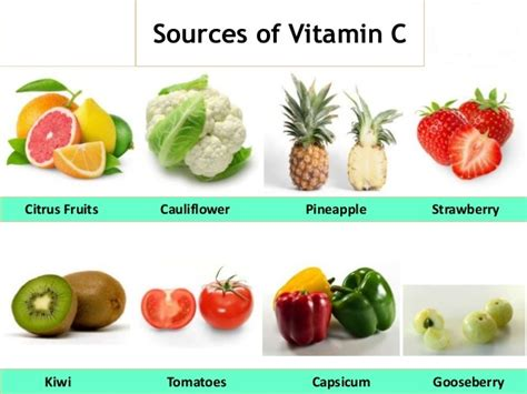 7 Delicious Foods With Vitamin C by Vitamins And Minerals To Increase Height Fitness