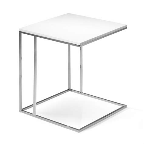 tavolini da divano tavolino da salotto lato divano lamina in acciaio e laminato